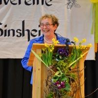 Kreisvorsitzende Elisabeth Schröder