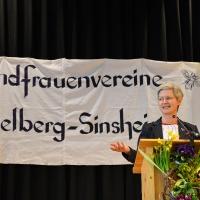 Landesvorsitzende Hannelore Wörz