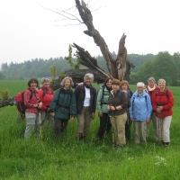 Wanderung der Landfrauen aus Baiertal