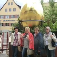 Ausflug nach Schwabach 2014