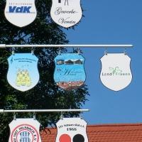 Vereinsbaum mit Wappen der LF (2)
