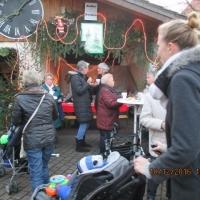 Weihnachtl. Dorfmarkt Schatthausen